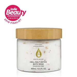 Cell Salt Glow Scrub