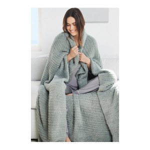 Cozy Throw - Sage Green