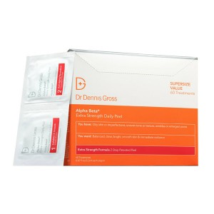 Extra Strength Daily Peel Pads