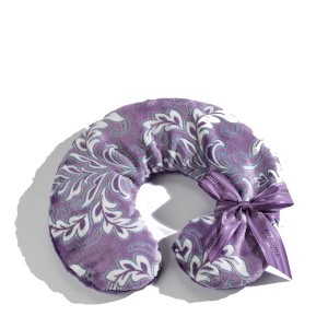 Lavender Violetta Neck Pillow