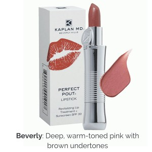 Perfect Pout Lipstick - Beverly