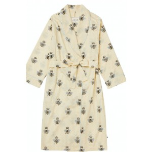 Queen Bee Robe - Yellow
