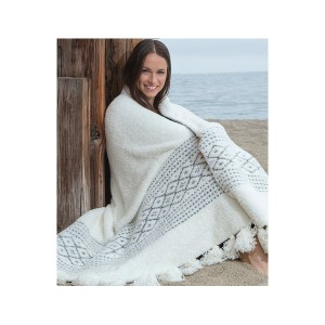 Casa Throw - Pearl